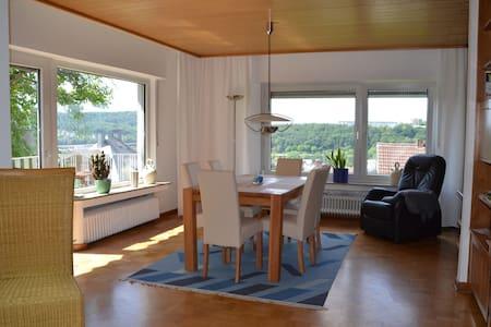 Große Ferienwohnung in Siegen - Flat