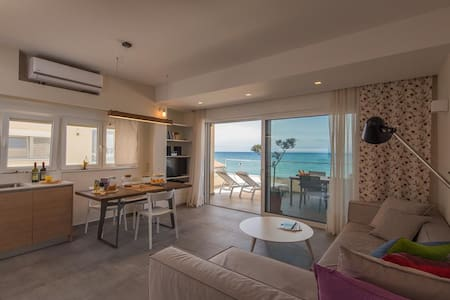 ALIA BEACH SUITES (SUITE PASITHEA) - Apartment