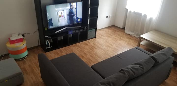 55m² Studio in Mannheim Quadrate