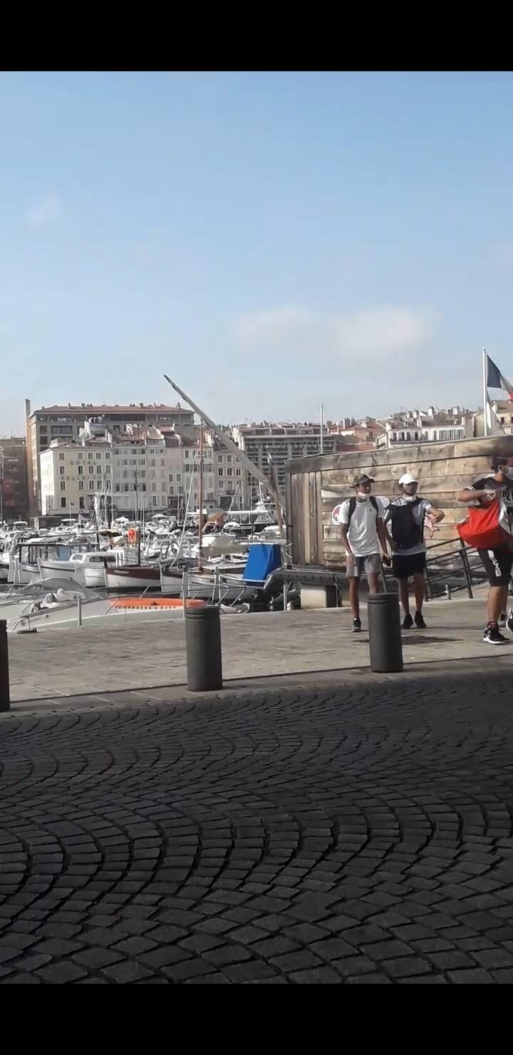 Centre ville  de Marseille