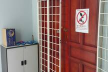 PEACE & Clean ROOM3 良い/좋은 -主人房, 私人厕所 CheapCar Rent