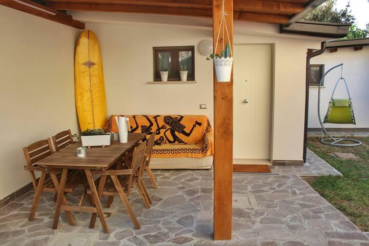 Casa privata di nuova costruzione vicino al mare