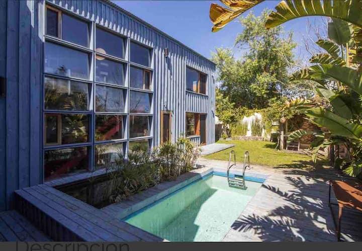 BLUE BEACH HOUSE - La Barra - Punta del Este