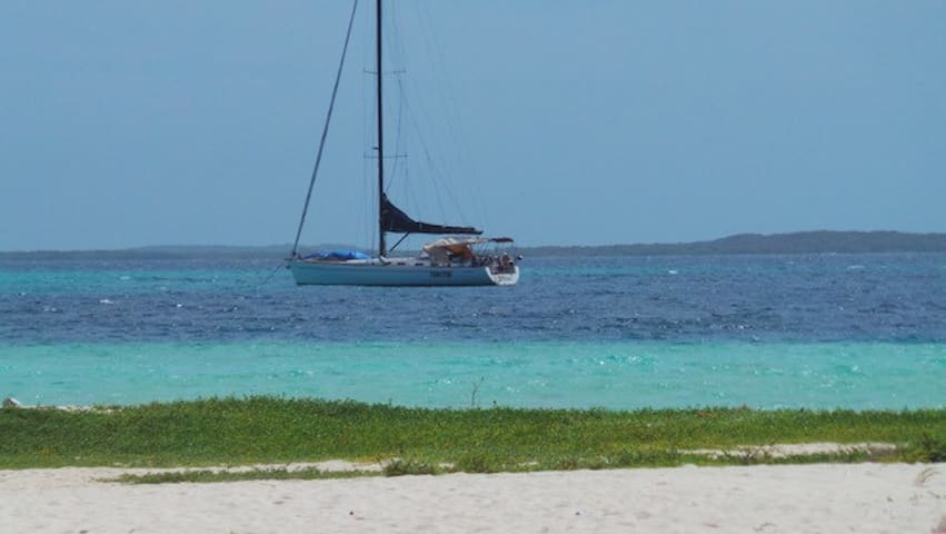 Sailing to the San Blas Cayos - Banedup