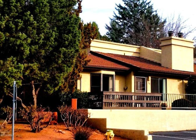 Lovely 2Bed/2Bath Casita, Golf+Pool - Sedona
