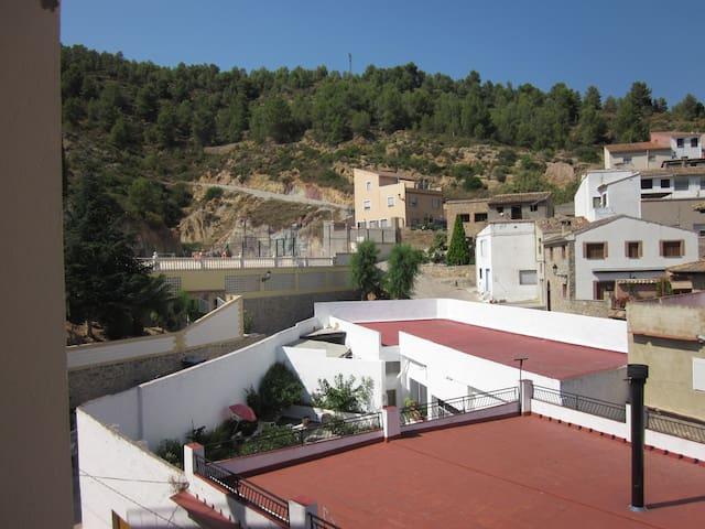 Piso en Gaibiel junto a la piscina municipal