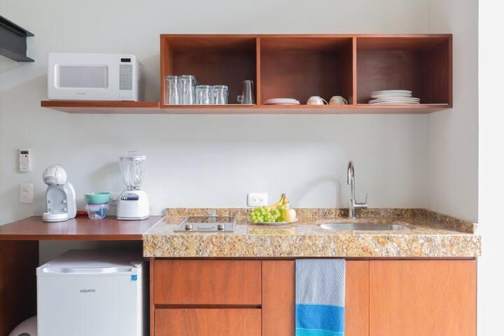 Unique & chic kitchen!