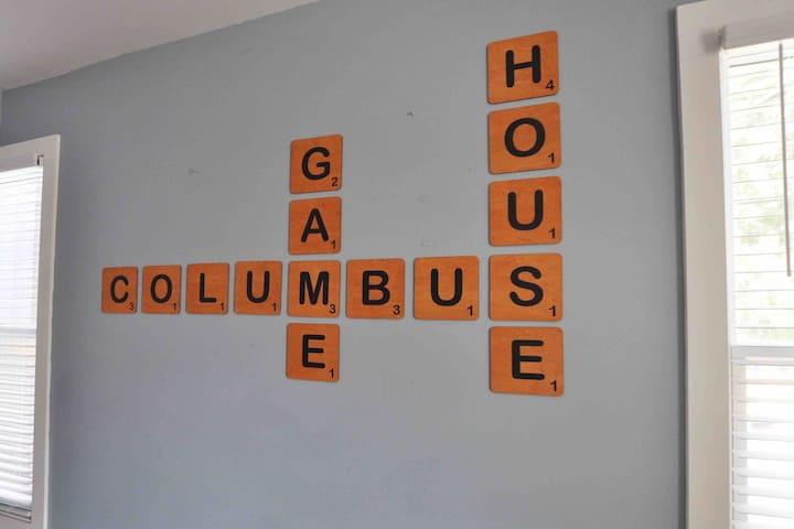 Housepitality ~ The Columbus Game House