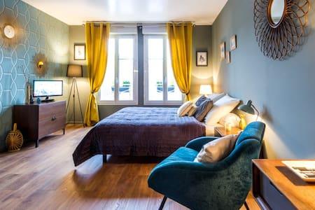 Le 50's - Quartier St. Leu / Cathédrale - Amiens - Appartement