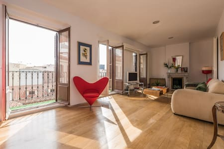 Great Design, Views and Location - Madrid - Apartment