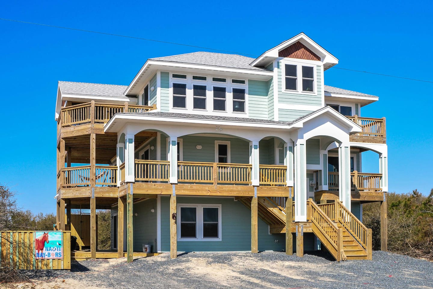 Elevate your Corolla trip at this vacation rental home!