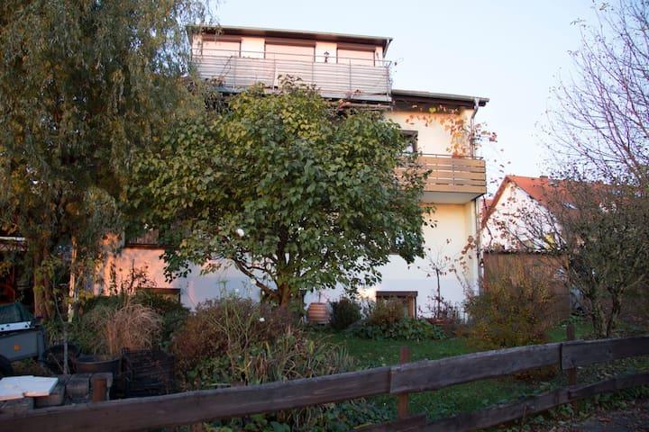 Haus Nawrat von außen