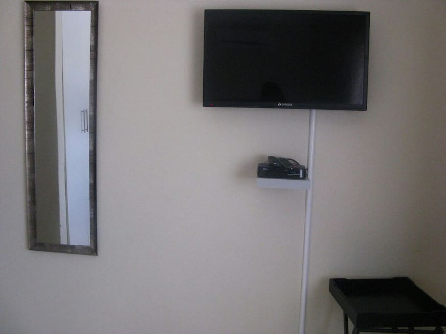 TV with DSTV