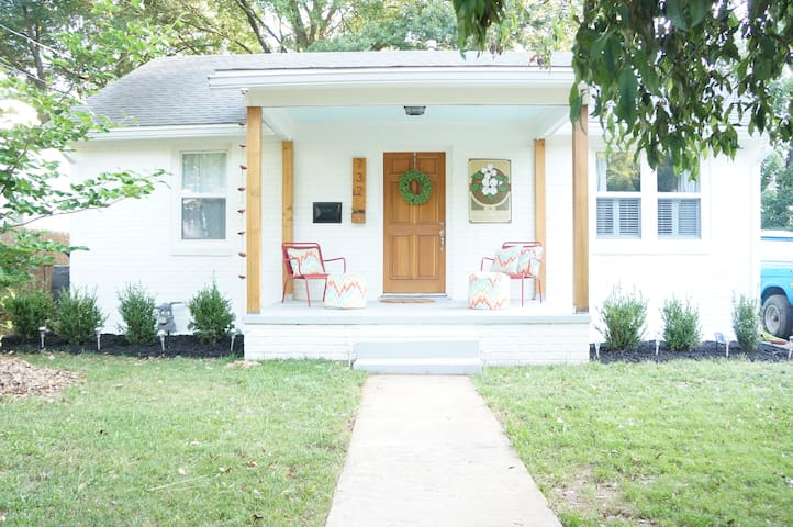 Charming house in the heart of the Old Fourth Ward!