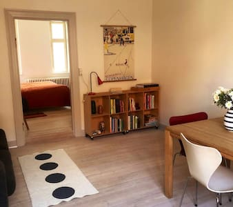 Apartment in the heart of Ribe - DK's oldest town