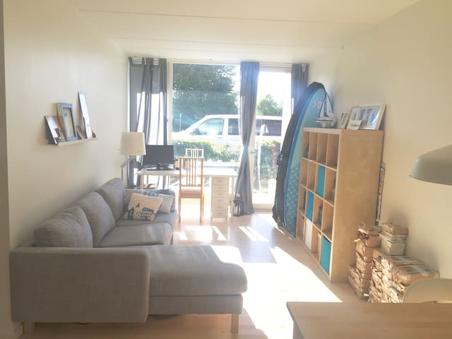 Modern cosy apartment with rooftop jacuzzi - Aarhus - Apartmen
