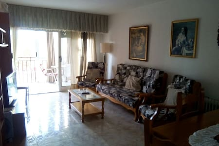 Apartment in levante beach, 250 m to the beach - Benidorm - Pis