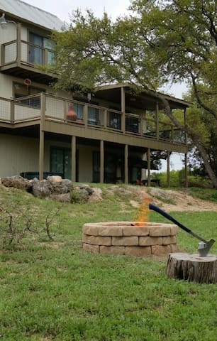 Campfire Dreams - A little bit of Heaven - Wimberley - Bed & Breakfast