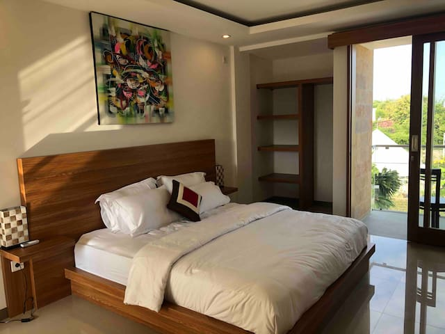 GM guest house in canggu room 3