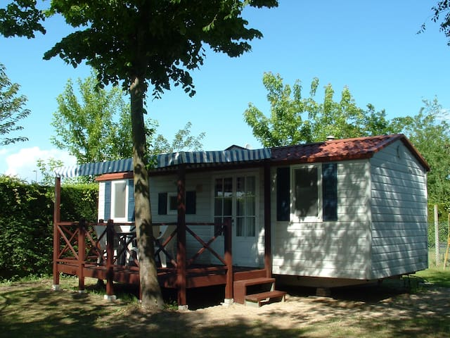 SandyBeach Mobile Homes Cavallino IV
