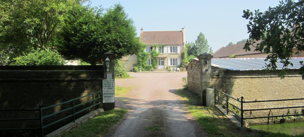 Le noisetier logement 4 personnes - Lantheuil - Rumah