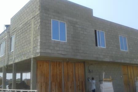 Casa Rural Baru, con su propio muelle - Barú