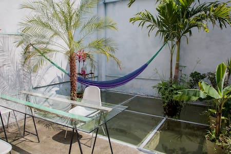 Sunny Terrace, heart of Condesa! - Ciudad de México