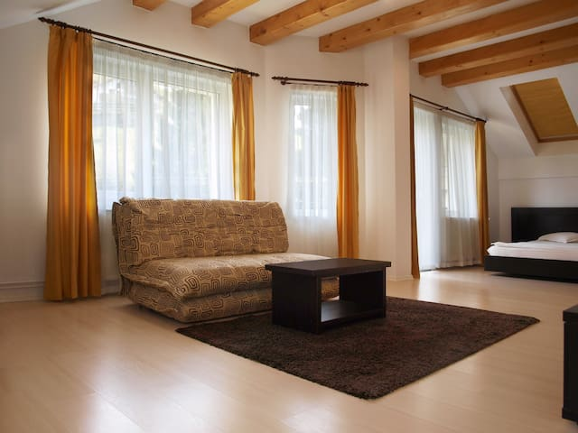 Cosy villa, perfect base for day trips and hiking