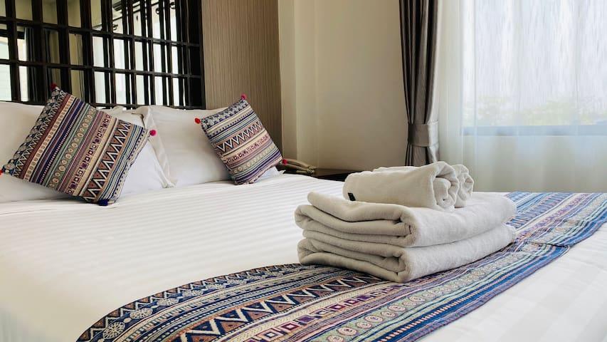 C Hotel Wau Lai Chiangmai (double room)