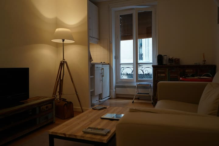A lovely, cosy apartment at Bastile