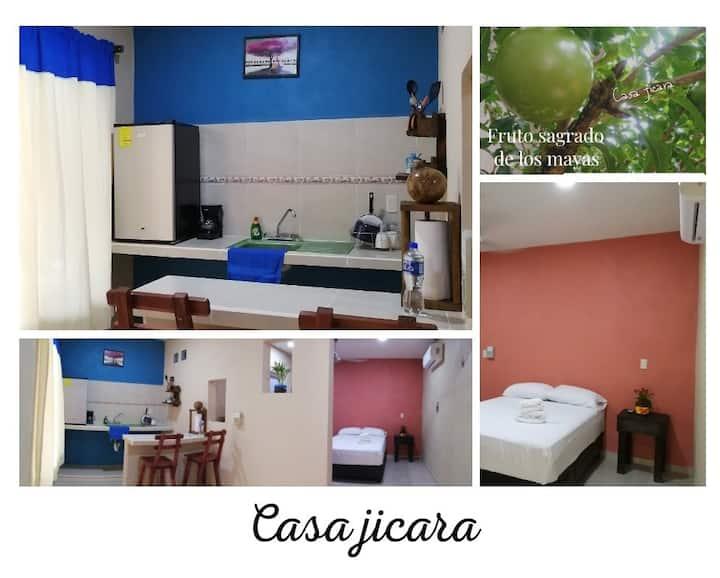 """""""CASA JICARA"""" Rentas Vacacionales, Depto. #2"""