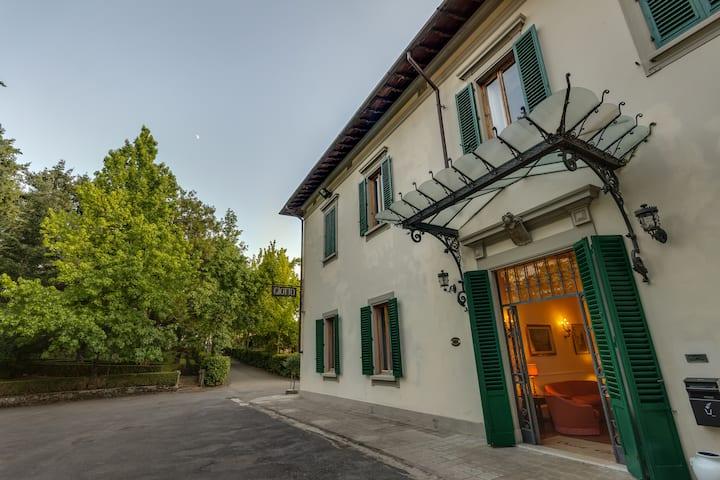 Giotto Park Hotel, a soli 16 km da Firenze centro