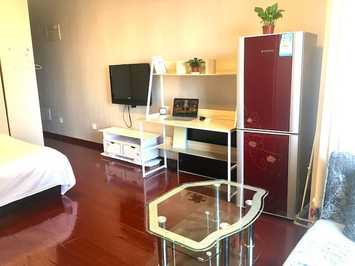 14号地铁望京Soho凯德Mall酒店式公寓studiohotelapartment Beijing