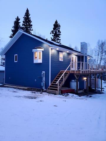 4 Season Cabin at Marean Lake, SK