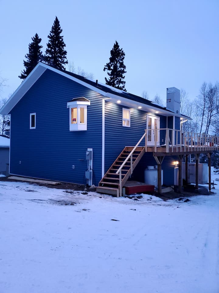 4 Season Cabin at Marean Lake, SK