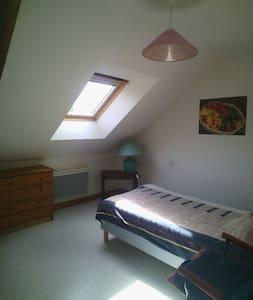 chambre privé  a louer dans une maison