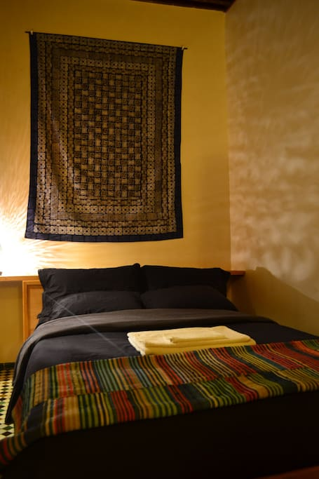 Dar Amrani 20 -The double bed