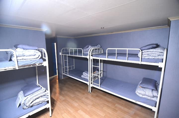 Cost-Effective 10-Bed Mixed Dorm in Yeonnam-dong