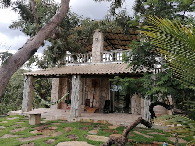 Sítio Rochedo - Pirenópolis - GO