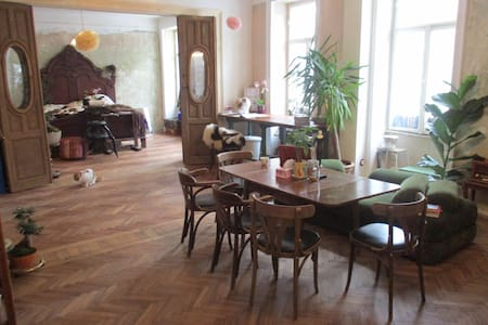 sophie's Viennese Studio for art lovers, 861ft² - Vienna - Apartmen