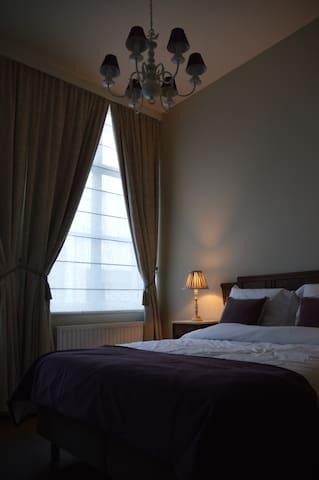 Catharina kamer - bed