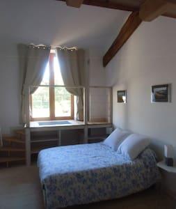Chambre d'hôte de Laurette-Le pré Cézanne (3prs) - Gästehaus