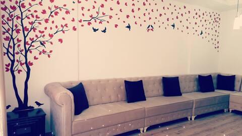 Apartamento amueblado nuevo en alquiler de larga temporada, 135 m2