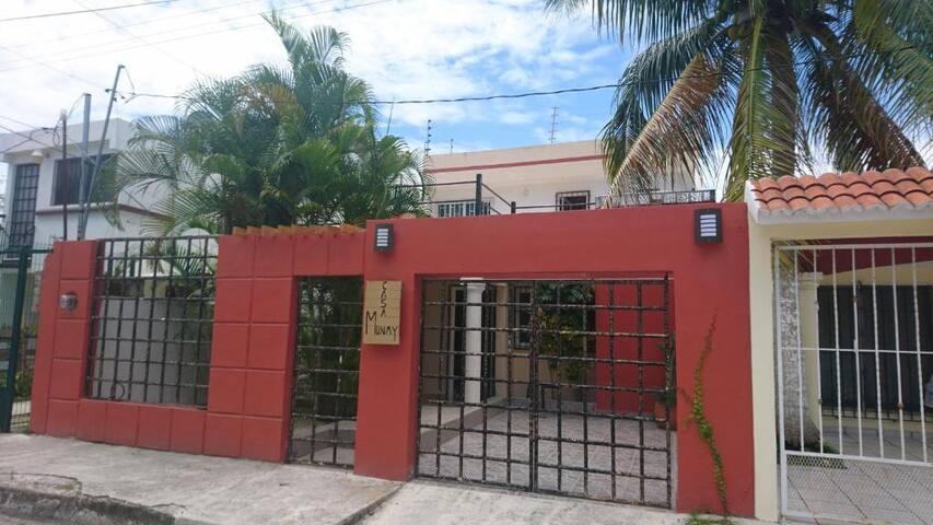 Casa MUNAY   Habitación Sol