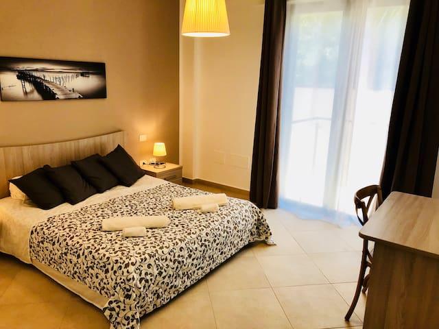 tortora room (camera letto king size)