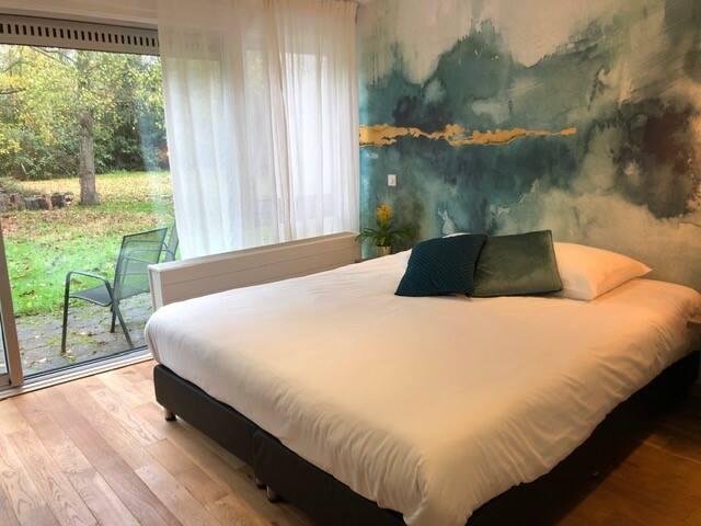 Aquarel room