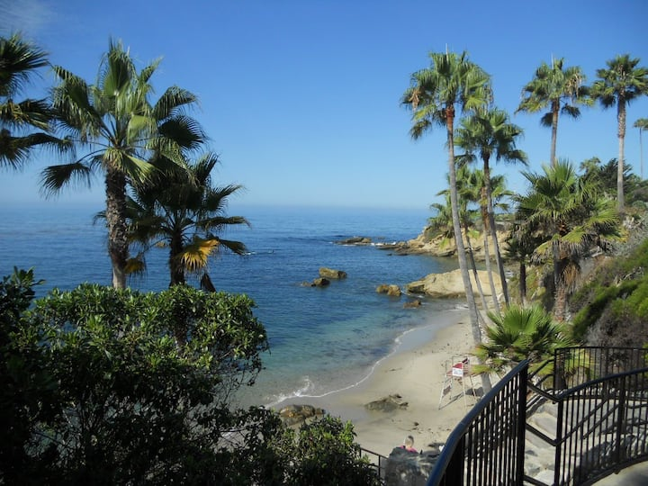 Studio near Crescent Bay and Heisler park!