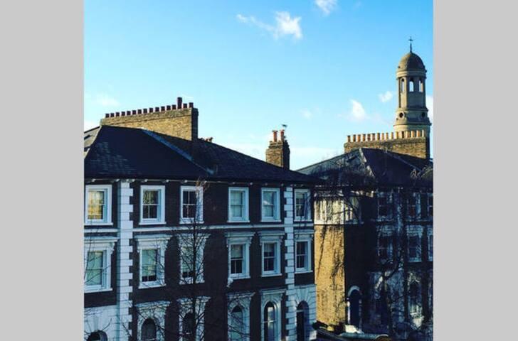 A top floor Victorian flat - Londres - Apartamento