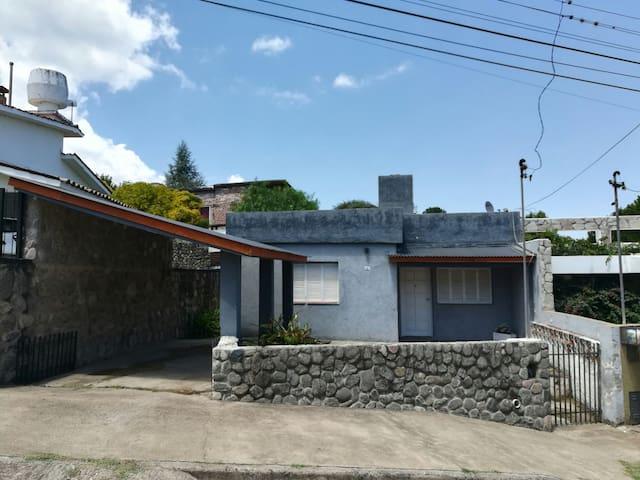 Casa p/7 cochera centro