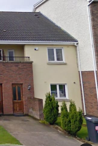 3 Bed town house in Ashbourne Co. Meath